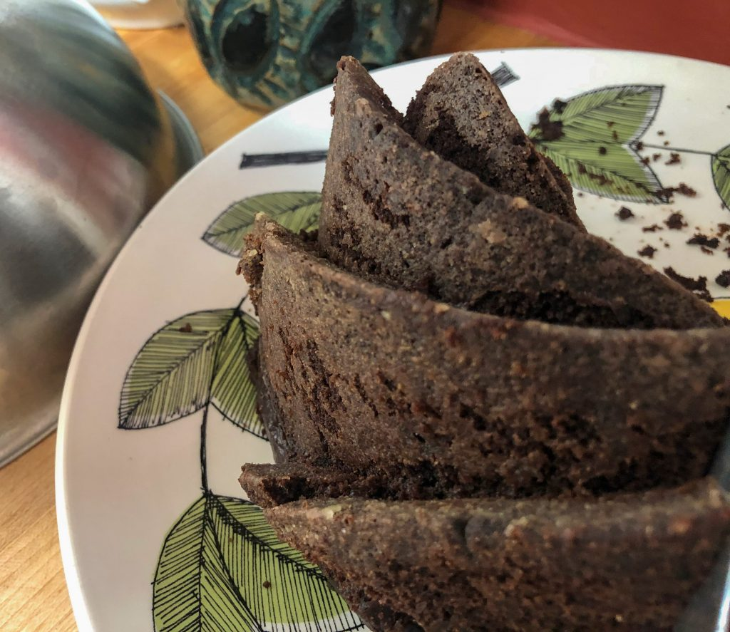 Extra Dark Chocolate Bundt